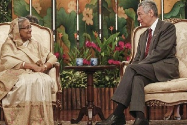 'Bangladesh, Singapore can complement each other'