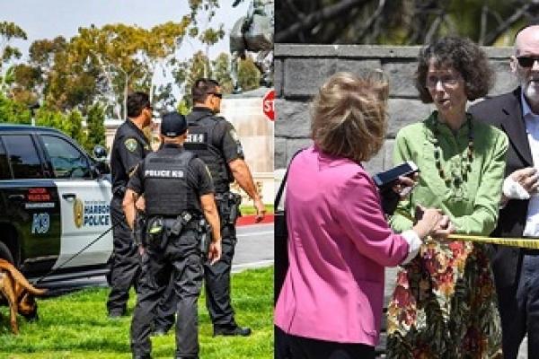 Woman killed, 3 hurt in shooting at California synagogue