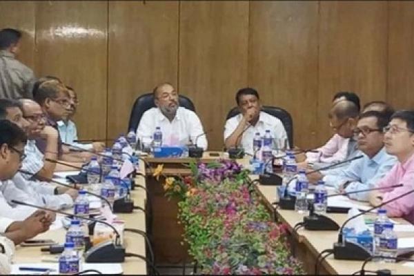Govt ready to face cyclone 'Fani: Dr Enamur Rahman