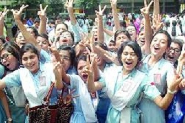 82.20% pass SSC, equivalent exams