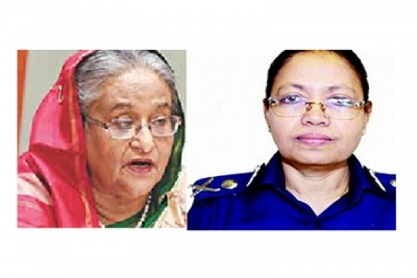 PM mourns death of additional IGP Rowshan Ara