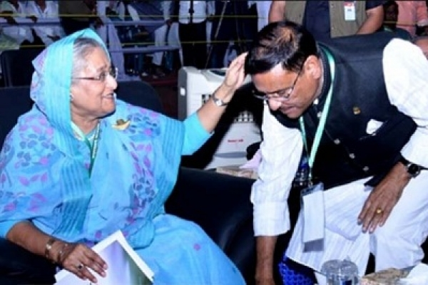 PM shows me motherly affection: Obaidul Quader