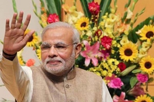 Exit polls show majority for Modi-led NDA