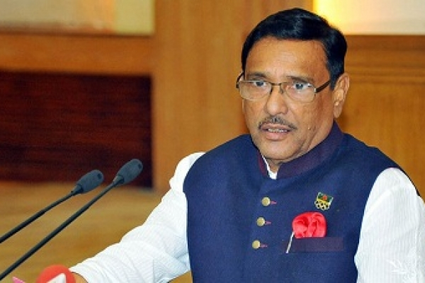 No coordination among BNP leaders: Obaidul Quader