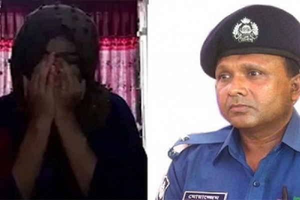 Arrest warrant issued against ex-Sonagazi OC in Nusrat video case