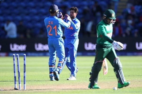 India beat Bangladesh in WC warm-up