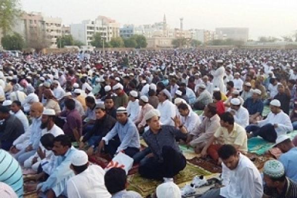 Eid-ul-Fitr being celebrated in Saudi Arabia