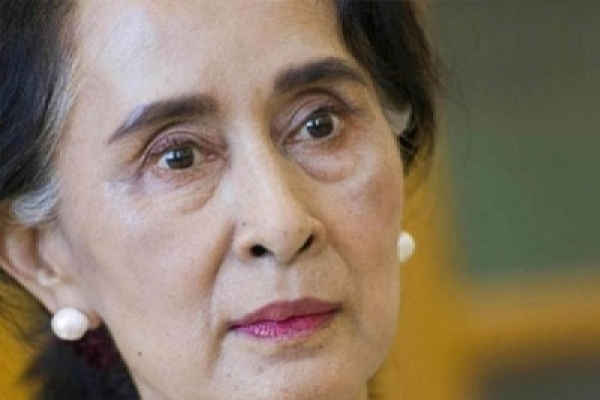 Suu Kyi afraid of growing Muslim populations