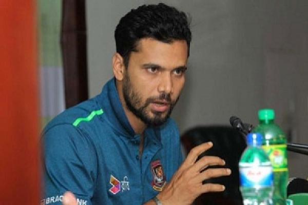 Bangladesh not relying on history against England: Mashrafe