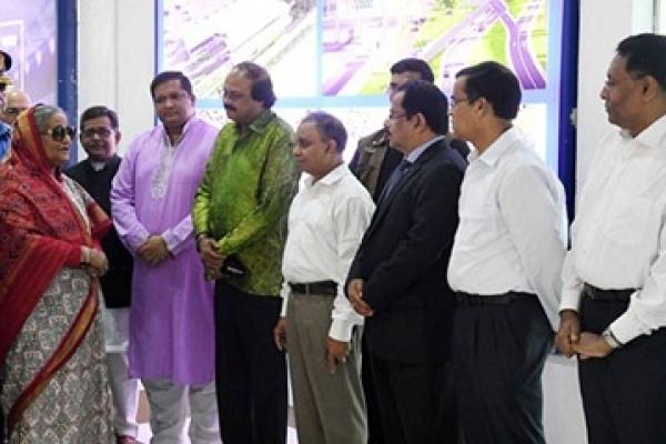 PM returns home after tri-nation visit