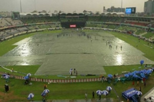 Bangladesh-Sri Lanka match abandoned