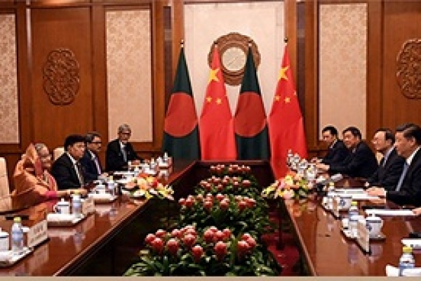 Dhaka, Beijing agree on speedy Rohingya solution