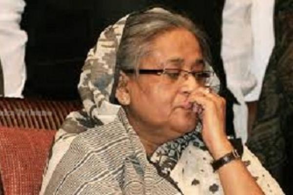 PM Sheikh Hasina mourns Ershad's death