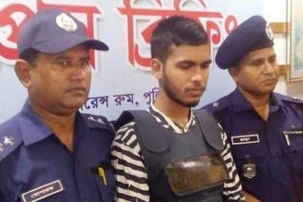 Rifat murder: Rishan Farazi arrested
