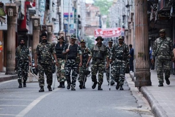 Kashmir is an internal issue of India: Bangladesh