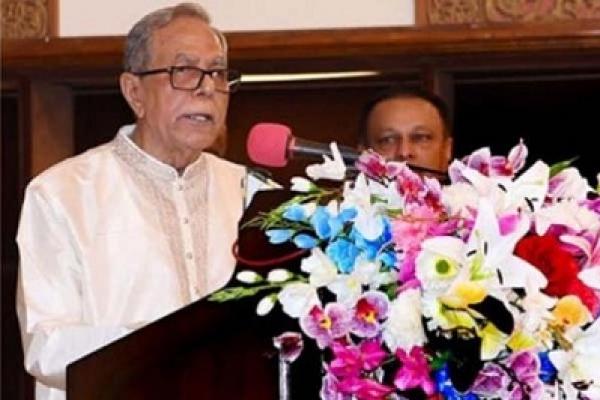 President for communal harmony to attain national development