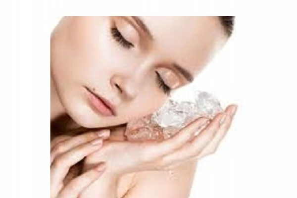 Five ways you can use ice in your beauty routine