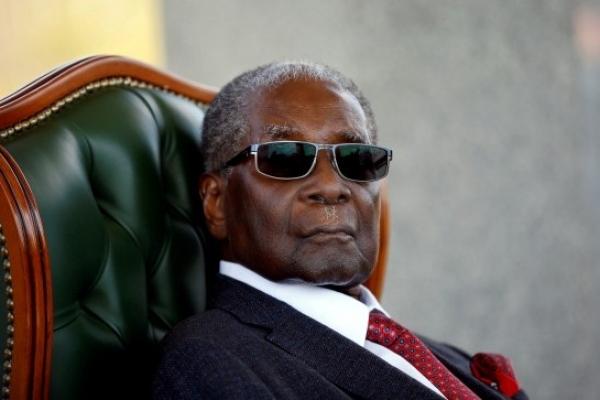 Zimbabwe ex-president Mugabe dies