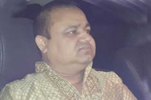 GK Shamim under RAB custody