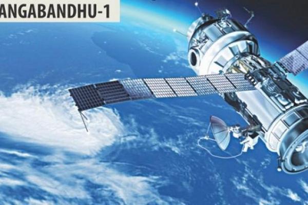 PM opens pvt TV channels' commercial transmission using Bangabandhu-1 satellite