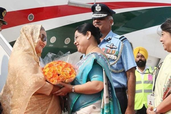 PM reaches New Delhi