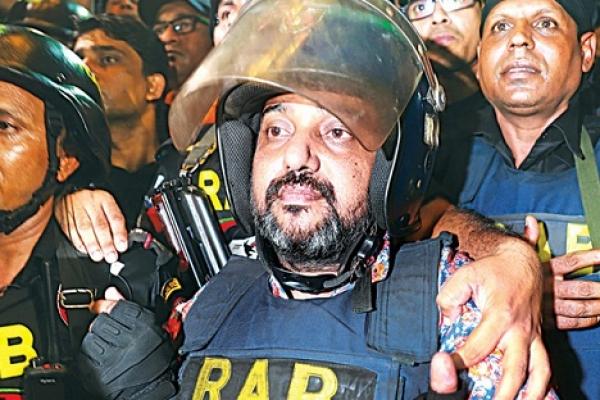 Samrat taken to jail from hospital