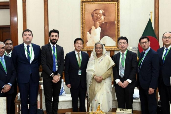 Quick return of Rohingyas better for Bangladesh: PM