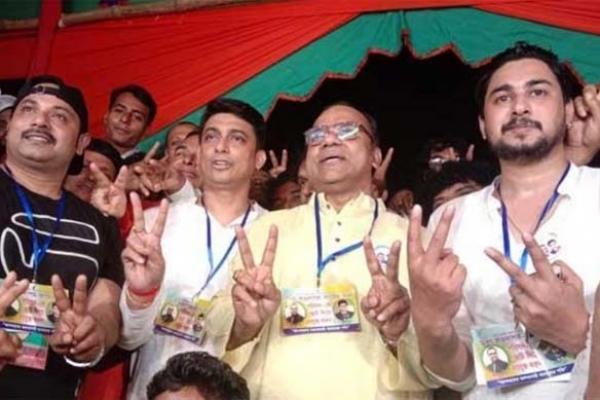 Misha re-elected president of Bangladesh Cholochitro Shilpi Samiti