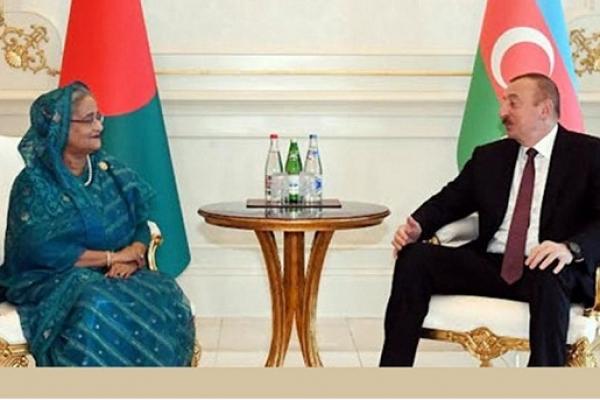Dhaka, Baku agree to bolster bilateral ties