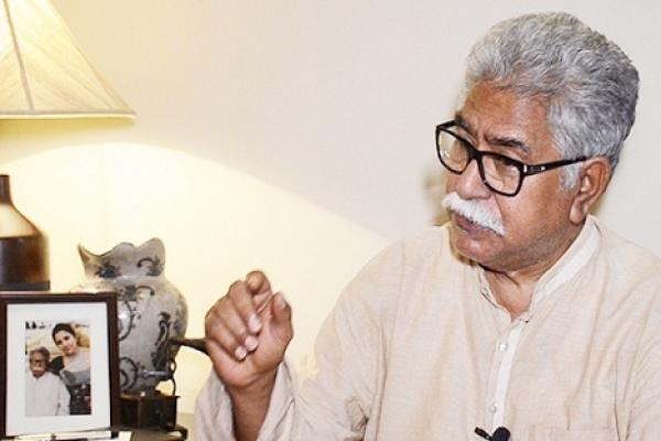 Lawmaker Moin Uddin Khan Badal dies