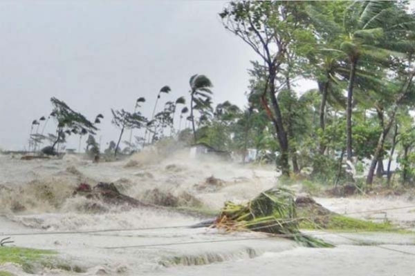 Cyclone 'Bulbul' may hit Bangladesh Saturday