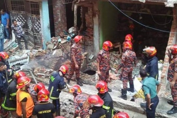 Seven killed, 10 injured in gas cylinder blast in Chattogram