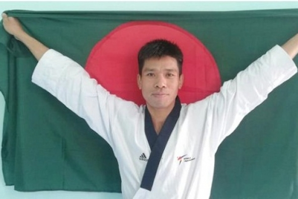 Dipu Chakma wins first gold for Bangladesh