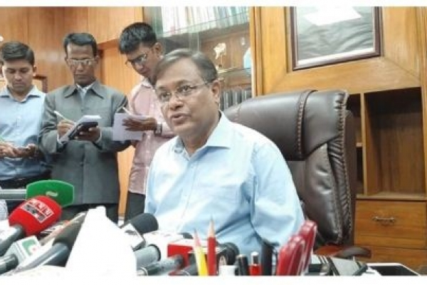 Online news portal registration starts next week: Hasan Mahmud