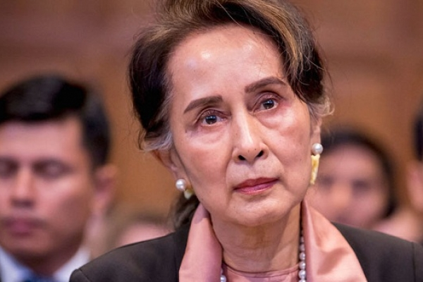 Suu Kyi rejects 'genocide' case at UN's top court