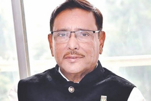 Obaidul  Quader to be taken abroad if needed