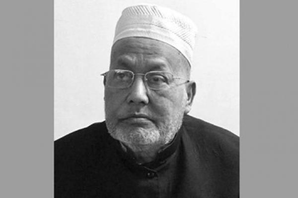 Ex-minister advocate Rahmat Ali dies