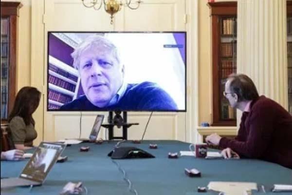 British Prime Minister Boris Johnson moved to ICU
