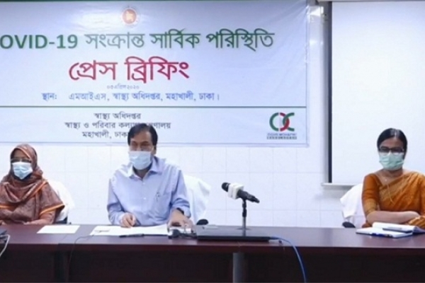 Bangladesh sees record 112 coronavirus cases in a day