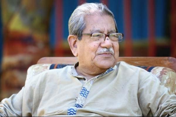 Professor Anisuzzaman passes away