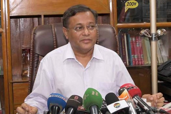 Publishing fictional report similar to spreading rumour: Hasan Mahmud