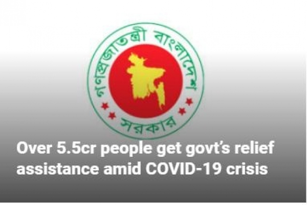 Over 5.5cr people get govt's relief assistance amid COVID-19 crisis