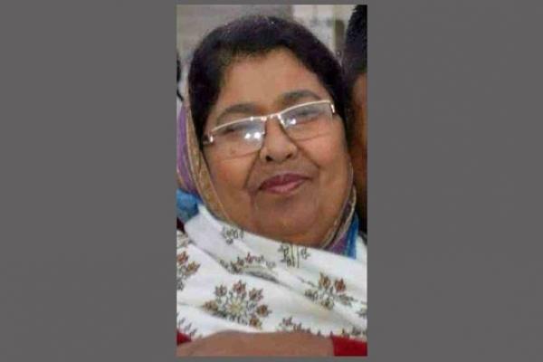 Abul Hasanat Abdullah's wife dies