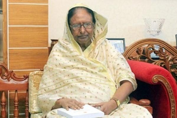 Advocate Sahara Khatun dies