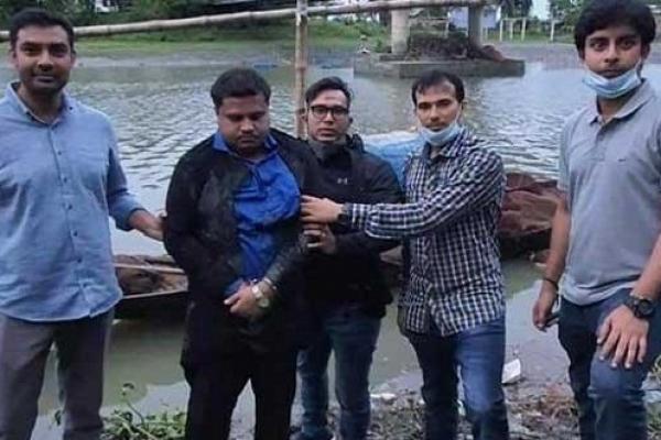 Sahed Karim arrested in Satkhira
