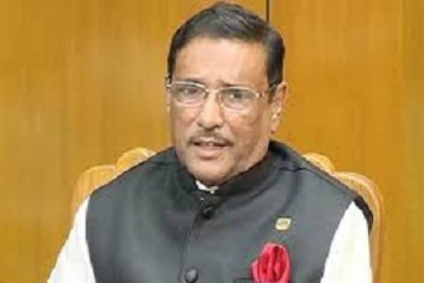 BNP leaders talking nonsense like misguided travelers: Obaidul Quader