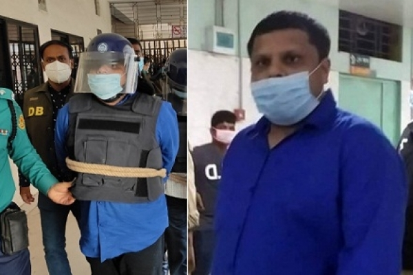 Sahed on 28-day remand