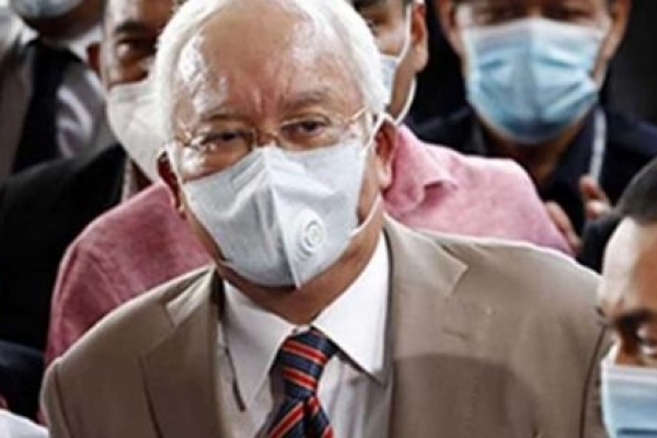 Najib Razak found guilty in graft trial