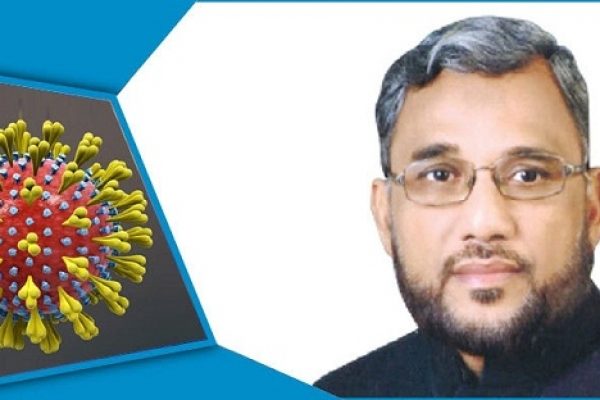Environment Minister Shahab Uddin tests positive for Covid-19