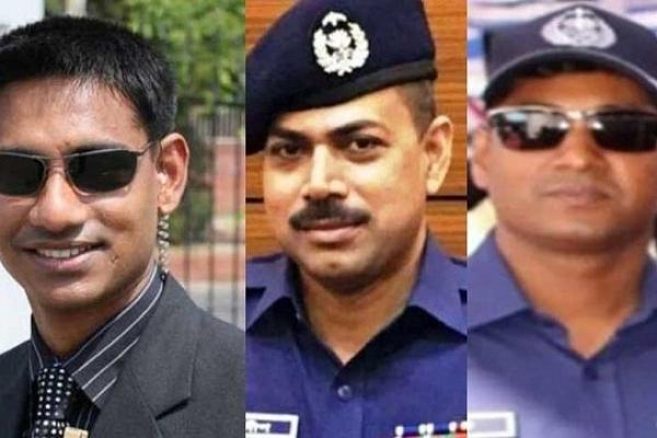 RAB takes three accused including OC Pradeep into custody